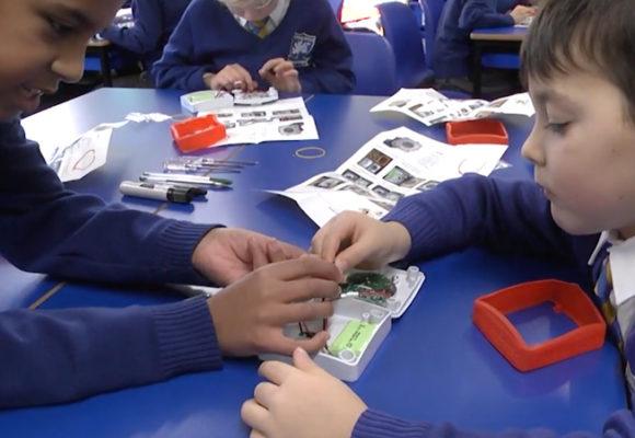 'One Light, One Child' – Plumtree Primary School