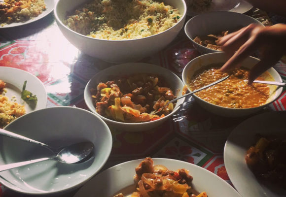 Volunteer Diary – Project Hope Cooking Class