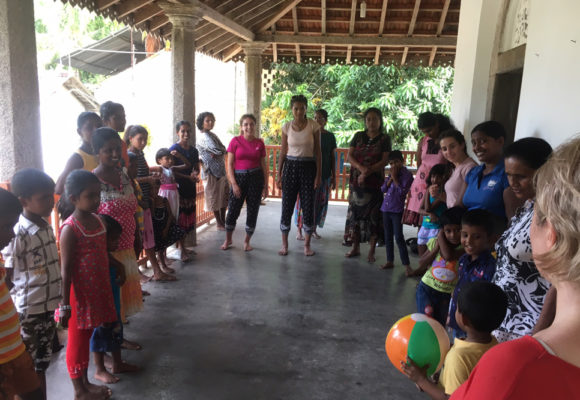 Volunteer Diary – My time in Sri Lanka