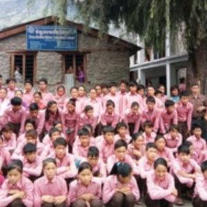 School uniform Distribution Project – Mugu District, Nepal , 2017