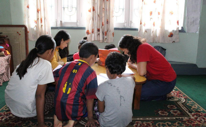 Nottingham Local News: Rosie May Foundation helps survivors of trafficking in Nepal