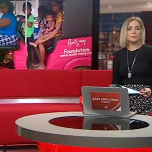 #ThinkPink on the BBC